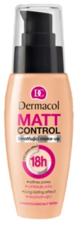 Dermacol Matt Control матиращ грим