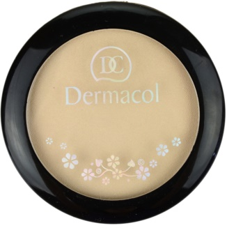 Dermacol Compact Mineral минерална пудра с малко огледало