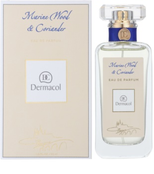 Dermacol Marine Wood & Coriander Eau de Parfum para homens 50 ml