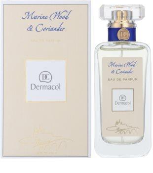 Dermacol Marine Wood & Coriander woda perfumowana unisex