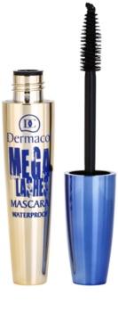 Dermacol Mega Lashes Wasserfester Mascara für mehr Volumen