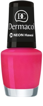 Dermacol Neon vernis à ongles néon