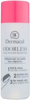 Dermacol Odourless Odorless Nail Polish Remover