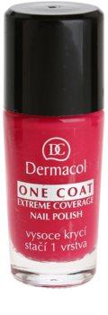 Dermacol One Coat esmalte de uñas