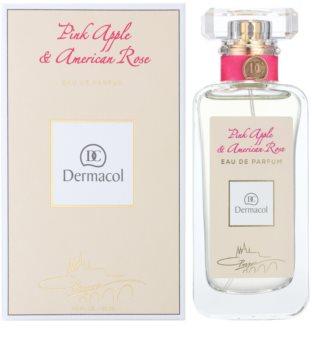 Dermacol Pink Apple & American Rose Eau de Parfum voor Vrouwen