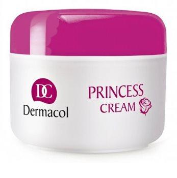 Dermacol Dry Skin Program Princess Cream crema giorno nutriente idratante con estratti di alghe marine