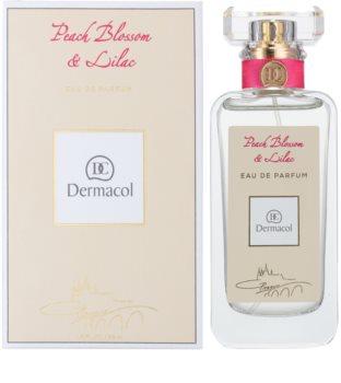 Dermacol Peach Blossom & Lilac eau de parfum para mulheres