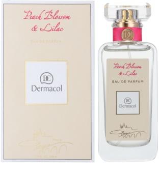 Dermacol Peach Blossom & Lilac Eau de Parfum pour femme