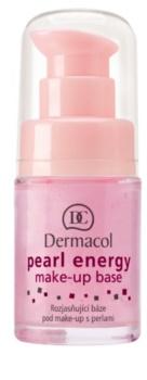 Dermacol Pearl Energy base pour peaux fatiguées