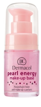 Dermacol Pearl Energy Primer Make-up Grundierung für müde Haut