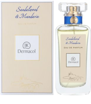 Dermacol Sandalwood & Mandarin eau de parfum para hombre 50 ml