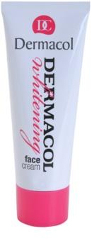 Dermacol Whitening crema schiarente viso contro le macchie della pelle