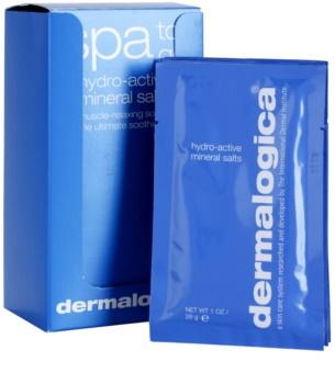 Dermalogica Body Therapy sal mineral hidroactiva  de baño