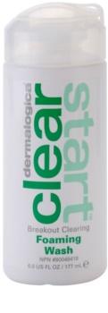 Dermalogica Clear Start Breakout Clearing очищаюча пінка проти недоліків проблемної шкіри