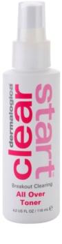 Dermalogica Clear Start Breakout Clearing čistiace tonikum na tvár a telo
