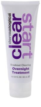Dermalogica Clear Start Breakout Clearing tratamiento de noche para el acné y las rojeces de la piel