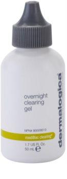 Dermalogica mediBac clearing gel de noche hidratante para prevenir el acné