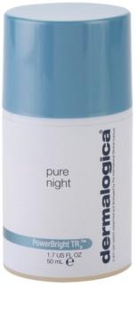 Dermalogica PowerBright TRx crema notte nutriente e illuminante per pelli iperpigmentate