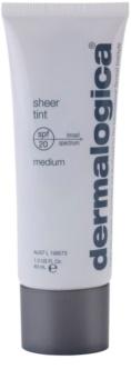 Dermalogica Sheer Tint лек тониращ флуид SPF 20