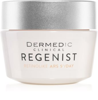 Dermedic Regenist ARS 5° Retinol AR Naprawczy krem intensywnie wygładzający na dzień