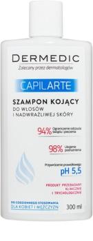Dermedic Capilarte Lindrande schampo för känslig hårbotten
