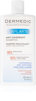 Dermedic Capilarte shampoing antipelliculaire