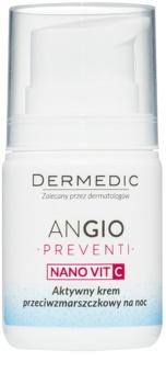 Dermedic Angio Preventi crema notte antirughe
