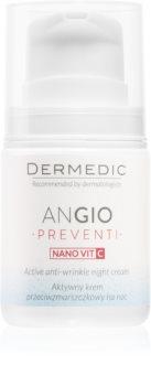 Dermedic Angio Preventi Anti-Wrinkle Night Cream