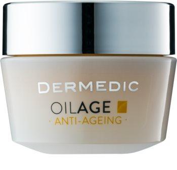 Dermedic Oilage Anti-Ageing hranilna dnevna krema za obnovo gostote kože