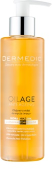Dermedic Oilage Anti-Ageing Oil Syndet for Washing the Face