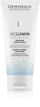 Dermedic Melumin Cleansing Micellar Emulsion For Skin With Hyperpigmentation