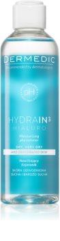 Dermedic Hydrain3 Hialuro tonik nawilżający do bardzo suchej skóry