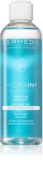 Dermedic Hydrain3 Hialuro хидратиращ тоник за много суха кожа