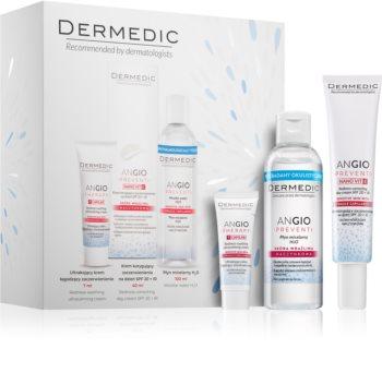 Dermedic Angio Preventi подаръчен комплект I.