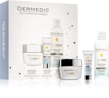 Dermedic Oilage Anti-Ageing подаръчен комплект (за подмладяване на кожата на лицето)