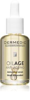 Dermedic Oilage Anti-Ageing антиоксидантен серум против бръчки
