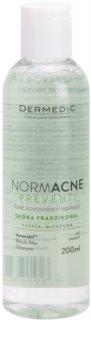 Dermedic Normacne Preventi καταπραϋντικό καθαριστικό τονωτικό για μικτή και λιπαρή επιδερμίδα