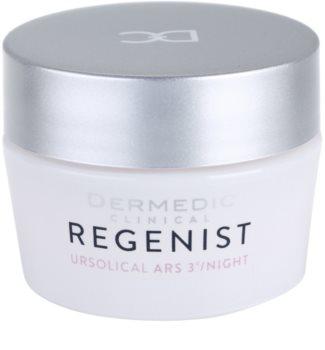 Dermedic Regenist ARS 3° Ursolical crema estimulante y regeneradora de noche