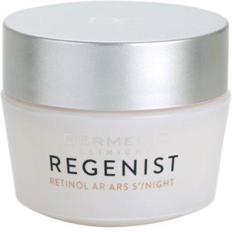 Dermedic Regenist ARS 5° Retinol AR crema notte rinnovante intensa
