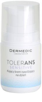 Dermedic Tolerans crème de jour hydratante et apaisante