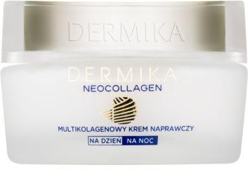 Dermika Neocollagen Megújító krém a mélyráncok ellen 60+