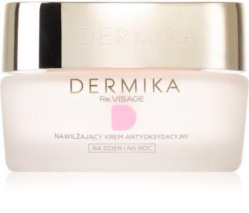 Dermika Re.Visage антиоксидантний крем для шкіри зі зволожуючим ефектом