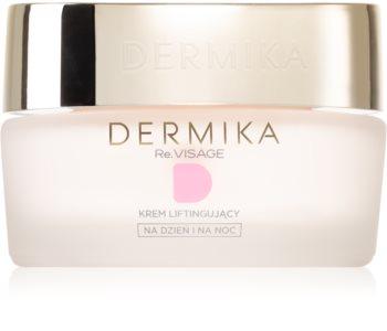 Dermika Re.Visage Cremă cu efect de netezire și fermitate 50+