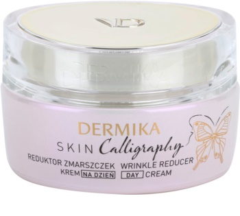 Dermika Skin Calligraphy crema de día para reducir las arrugas  SPF 15
