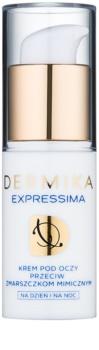 Dermika Expressima očný krém against expression wrinkles