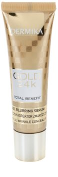 Dermika Gold 24k Total Benefit Rejuvenating Serum with Anti-Ageing Effect