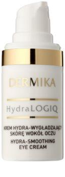 Dermika HydraLOGIQ изглаждащ околоочен крем 30+
