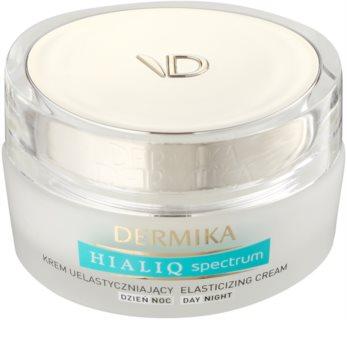 Dermika Hialiq Spectrum Genoprettende fugtighedscreme mod rynker med hyaluronsyre