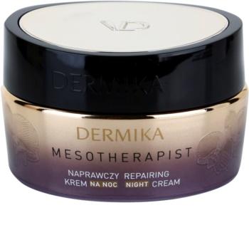 Dermika Mesotherapist Anti-aldring natcreme til moden hud