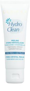 Dermika HydroClean гідро-кристалічний пілінг для комбінованої та жирної шкіри